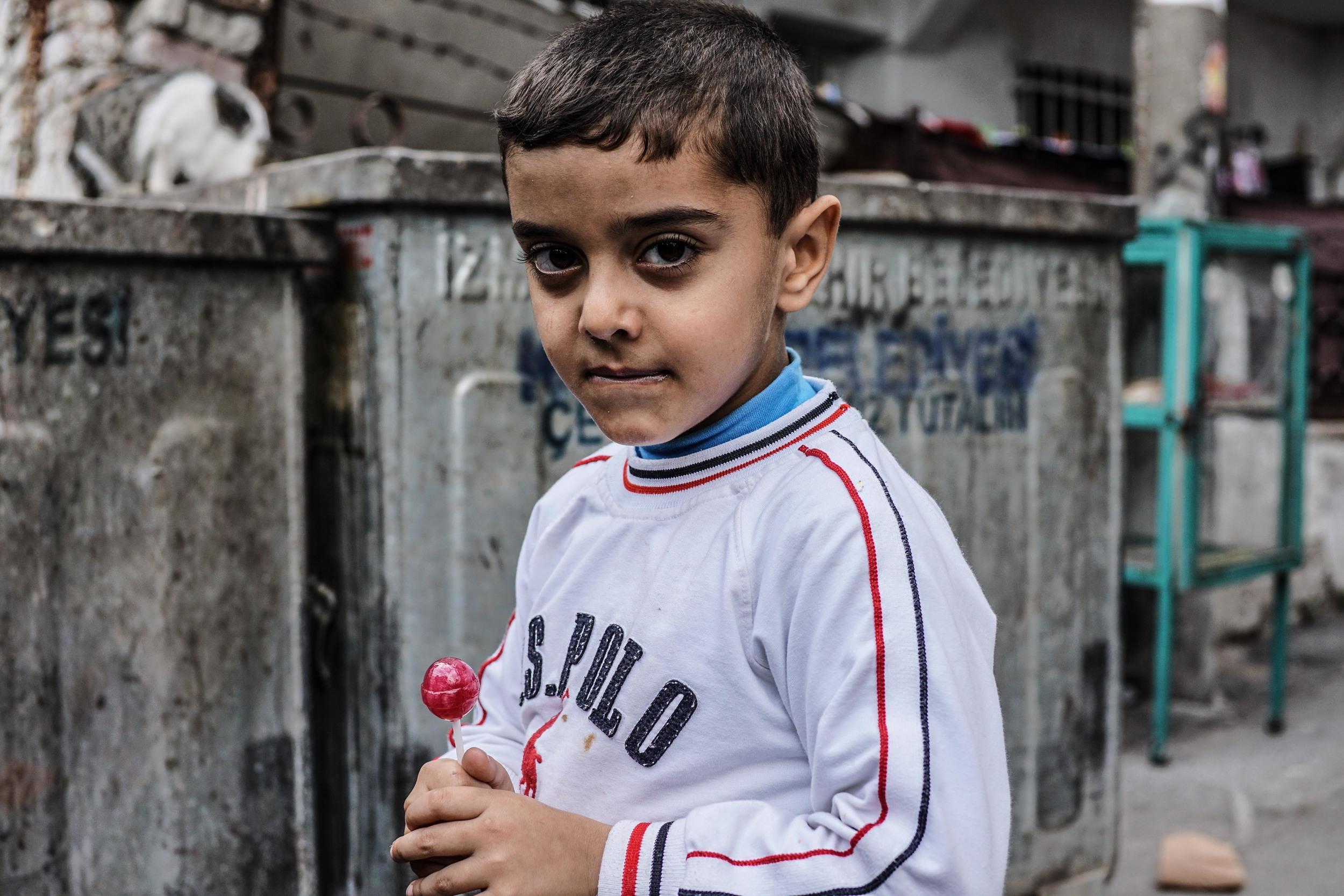 Syrian Refugee Crisis Izmir November 2015 3.jpg