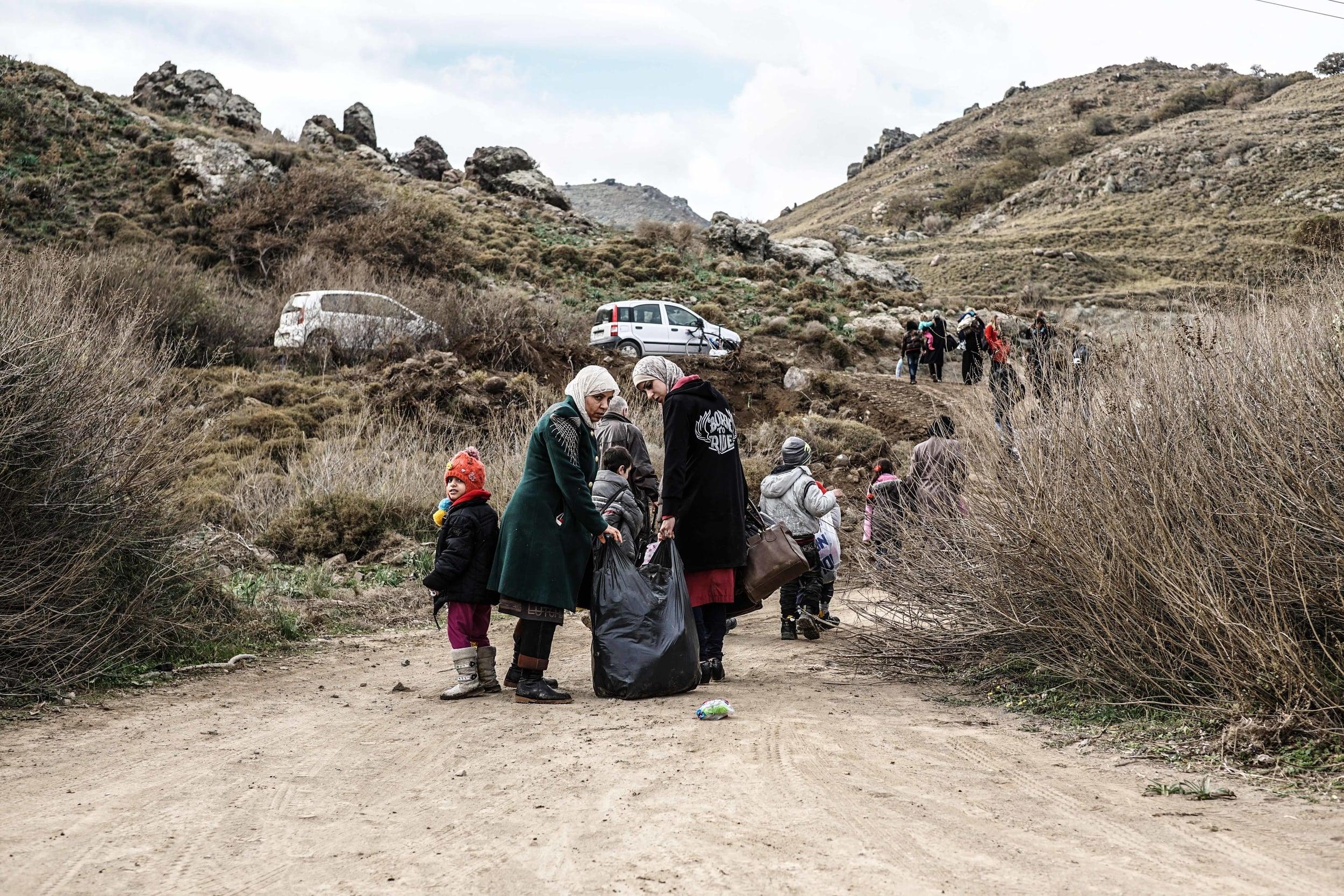 Harrison Bruhn Refugee Crisis 2015 November Greek island of Lesbos Lesvos Migrant 6.jpg