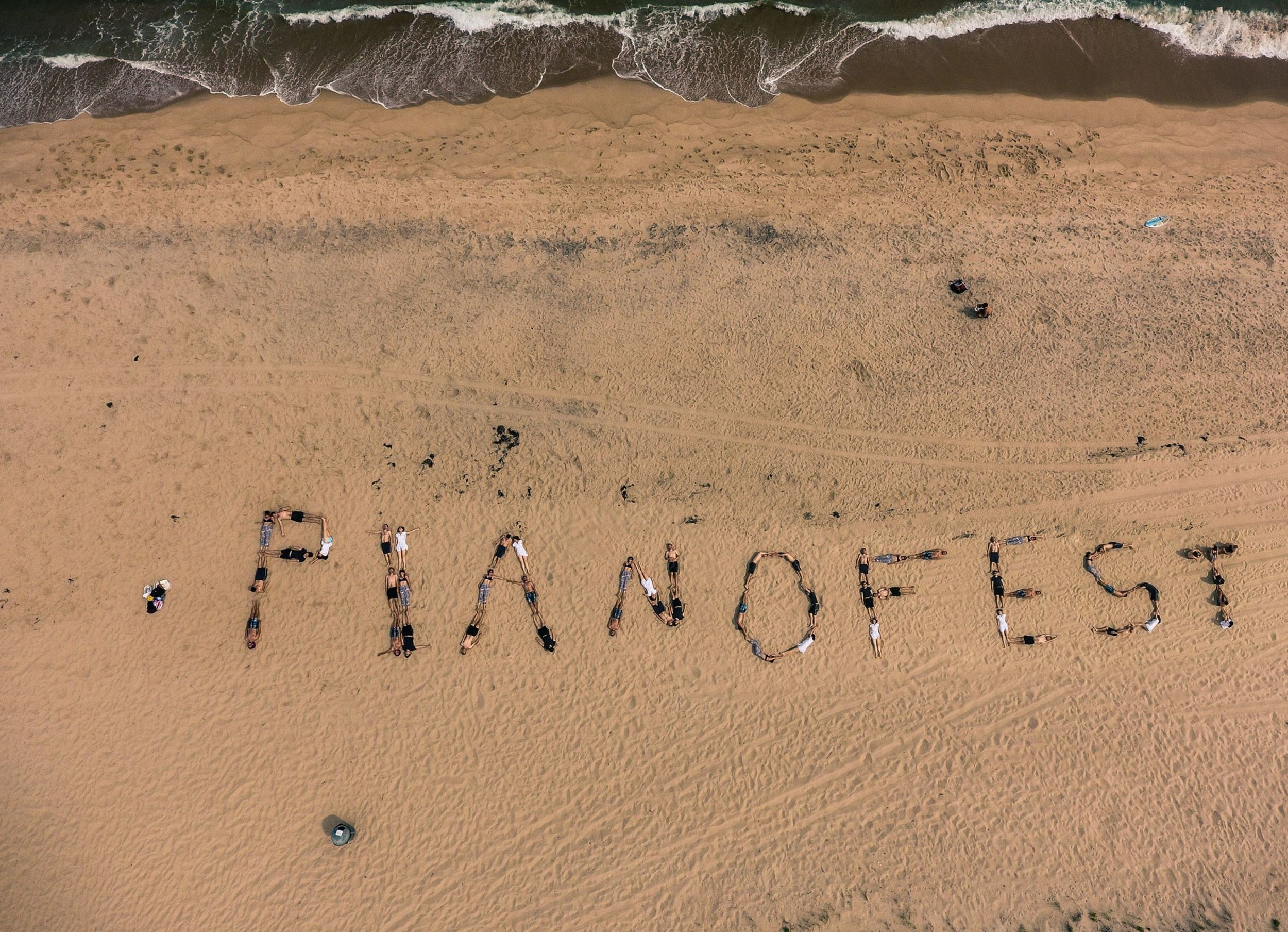Photo by Jacopo Giacopuzzi, using the Pianofest drone camera