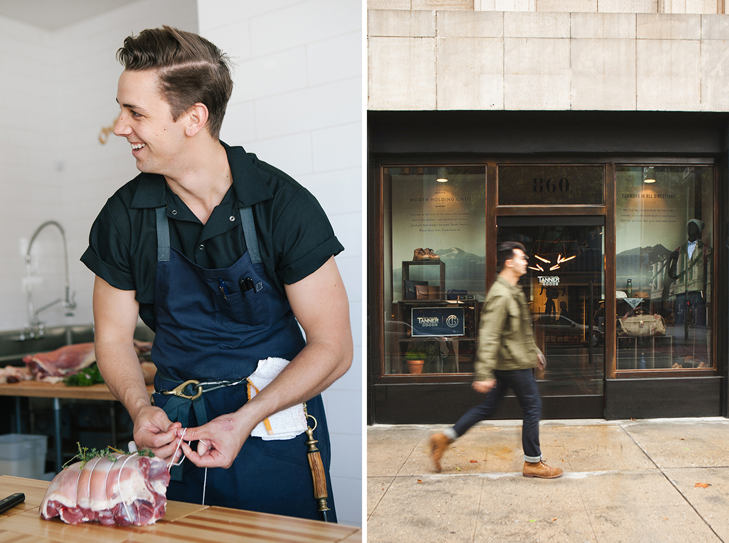 Belcampo Meat Co. | The Los Angeles Times                                                      Tanner Goods | Marrow Magazine