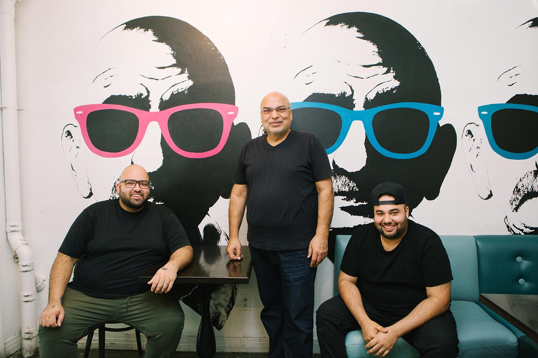 Pawan, Nakul, & Arjun Mahendro, Badmaash | KCET