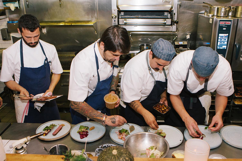 Ludo Lefebvre & chefs, Trois Mec | Mastercard Priceless Cities