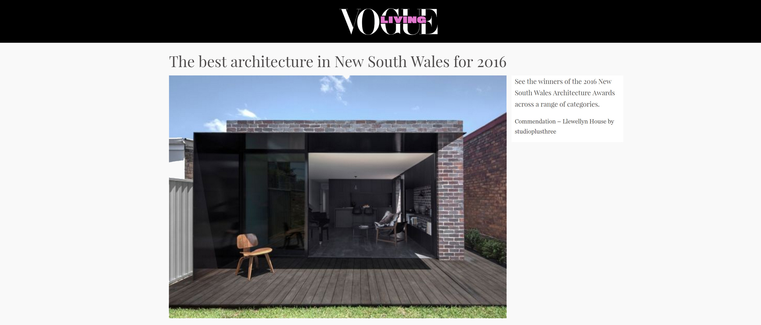 studioplusthree llewellyn house vogue living