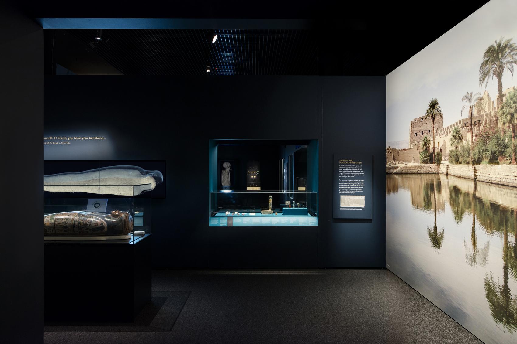 studioplusthree Egyptian Mummies