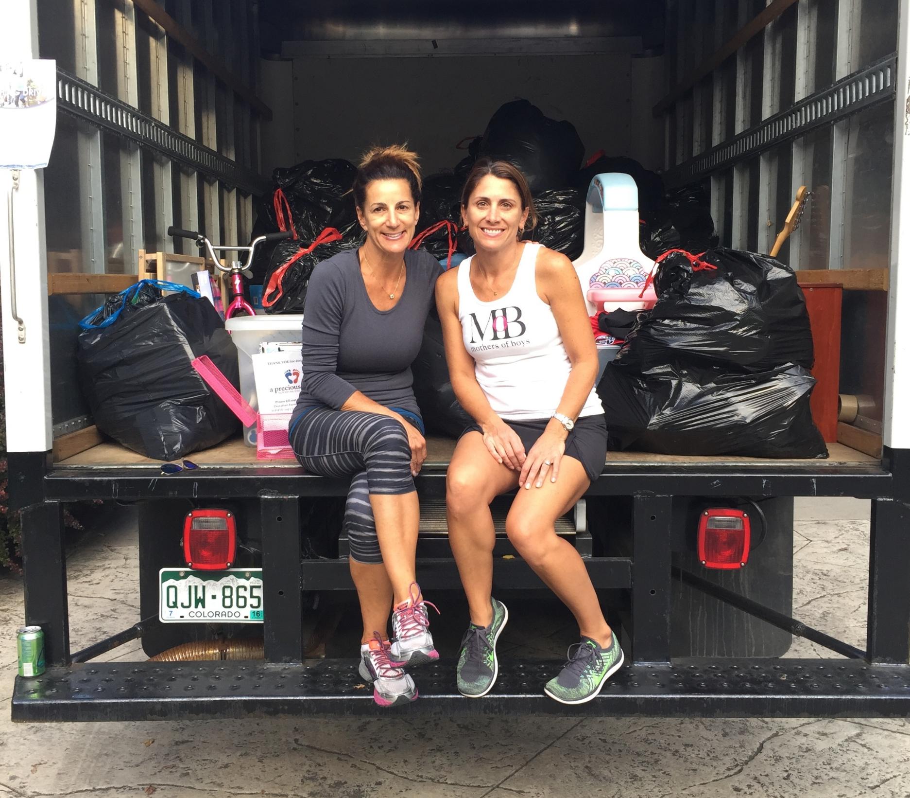 Clothing Drive September 2015