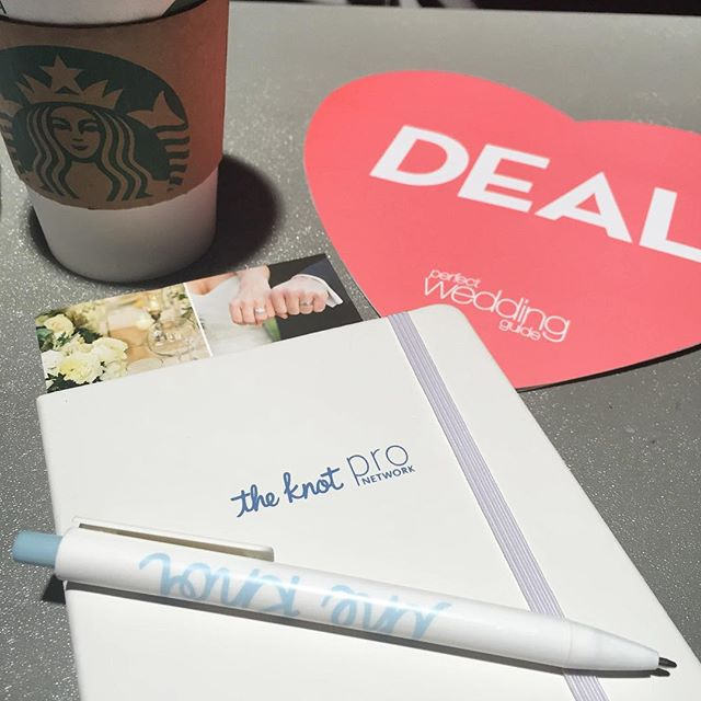 Have my coffee in one hand and pen on the other....I'm ready for a full day of inspirational seminars. #WeddingMBA #ChicagoWeddingPlanner #ChicagoEventPlanner #lovewhatIdo #dayofaplanner #ChicagoWomen #bossLadies #womenempowerment #lasvegas