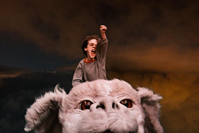 The NeverEnding Story ( Warner Bros. Pictures ). Image Credit:  mentalfloss.com