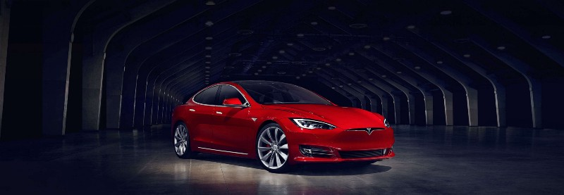 The Tesla Model S (Image Credit:  https://www.teslamotors.com/models )
