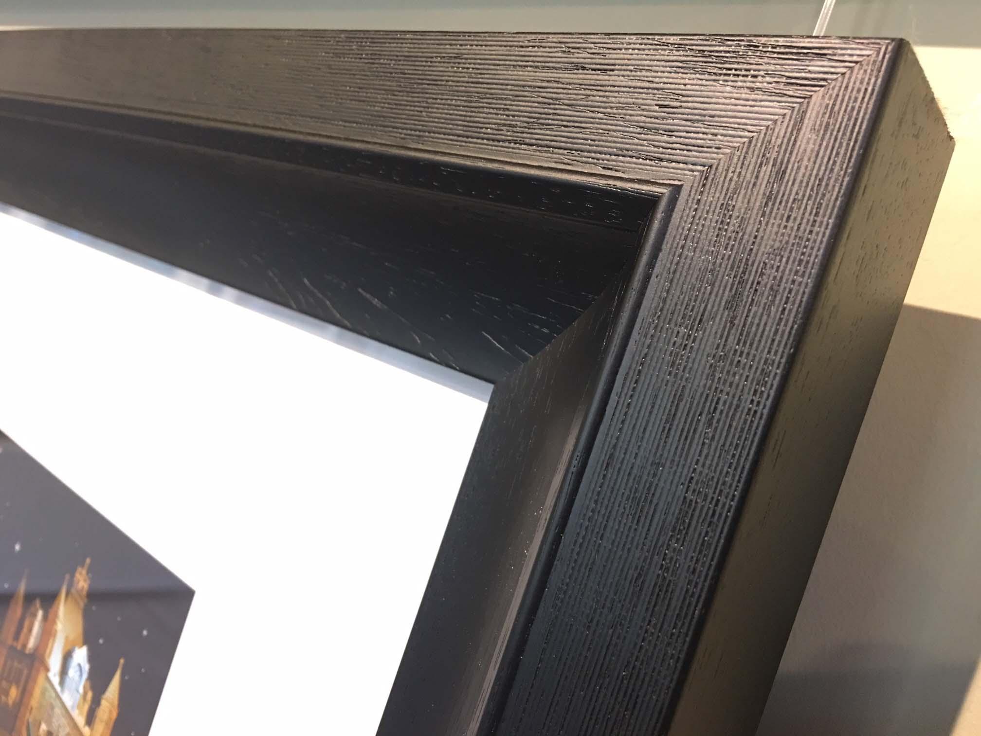 Black Shoulder Single Mount