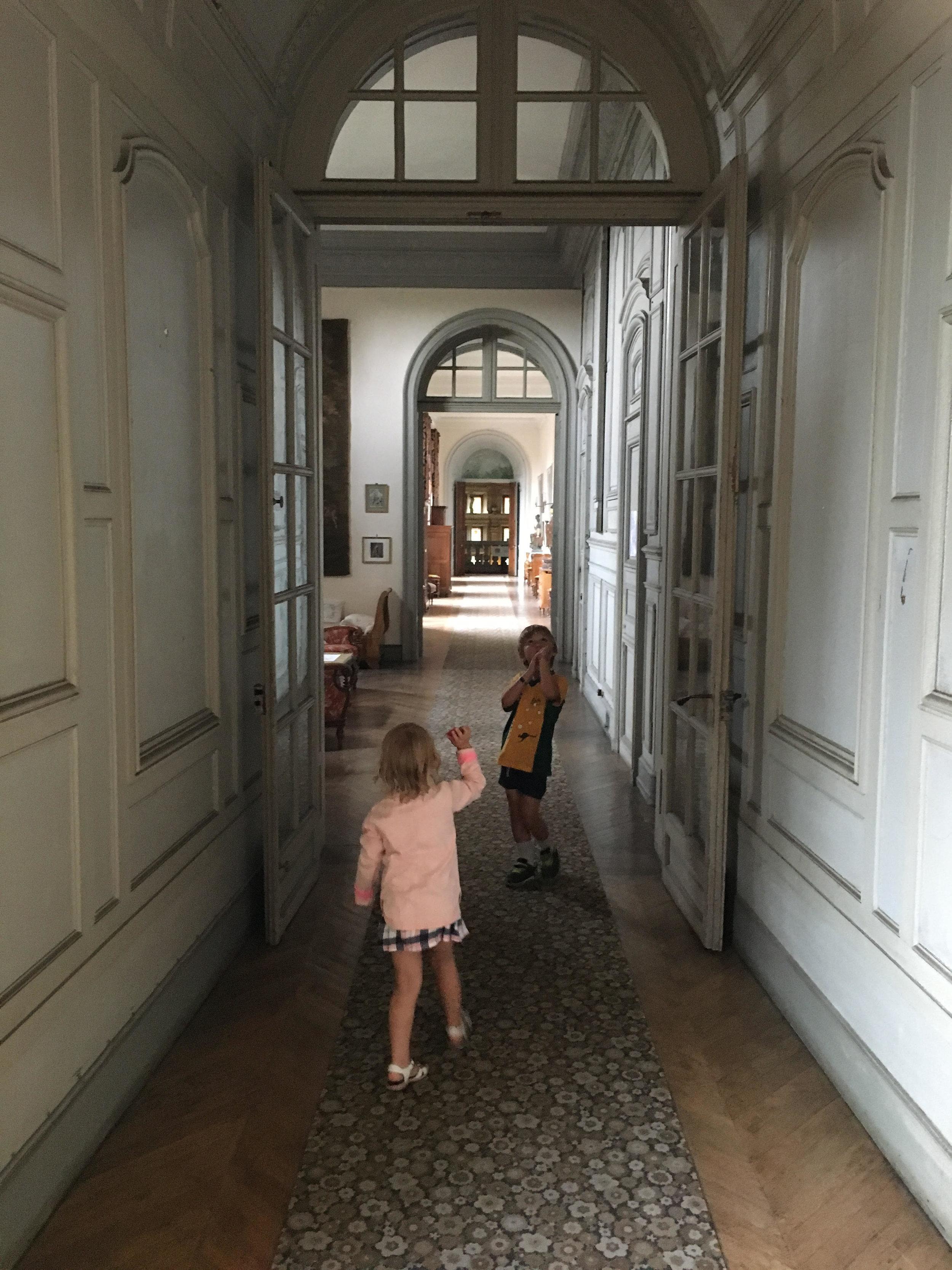 Looong corridor