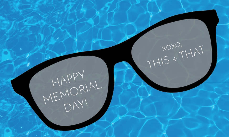 Memorial Day This and That