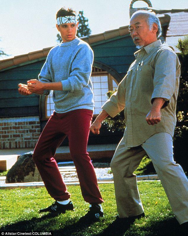 Karate Kid via Columbia Pictures