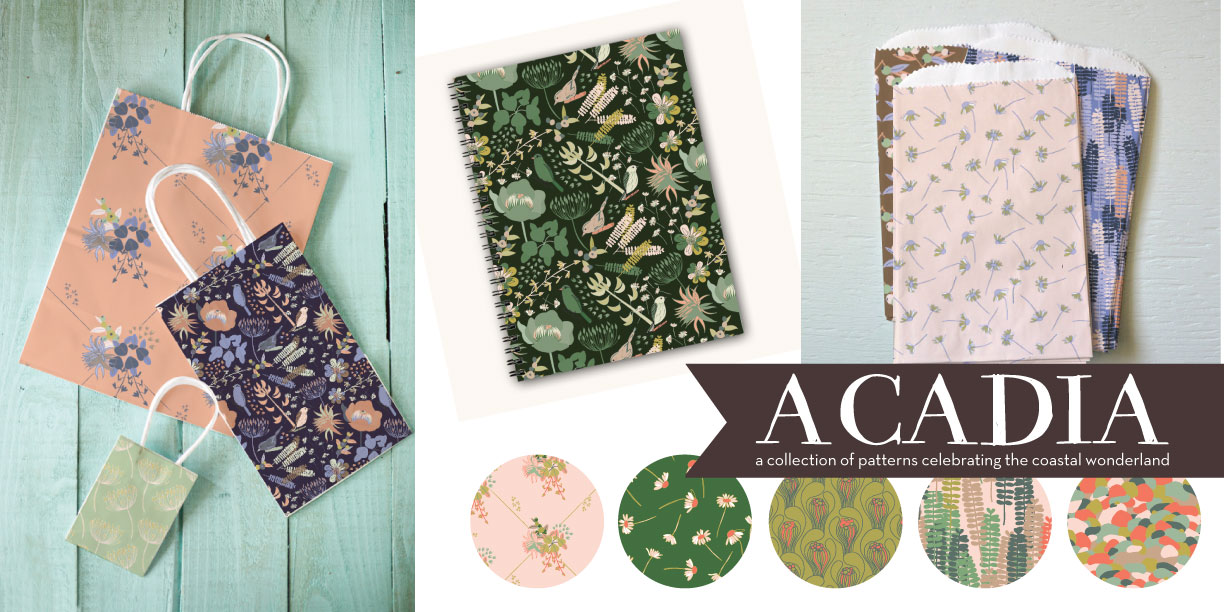 Acadia Pattern Collection