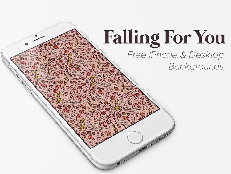 Falling For You Wallpaper