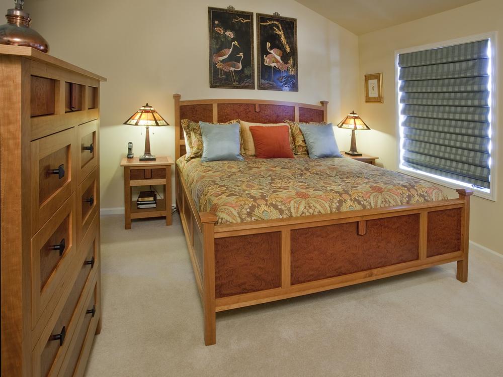 Krantz Design, Custom Bedroom Furniture