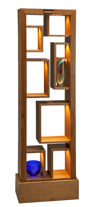 Lighted Display Pieces