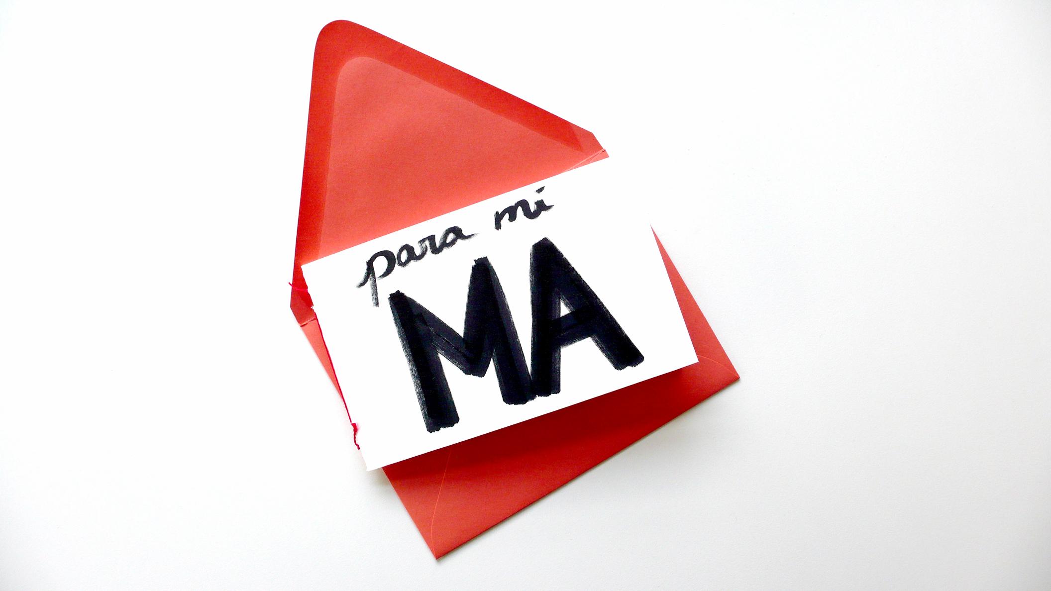 Ephemera: La Mama Booklet