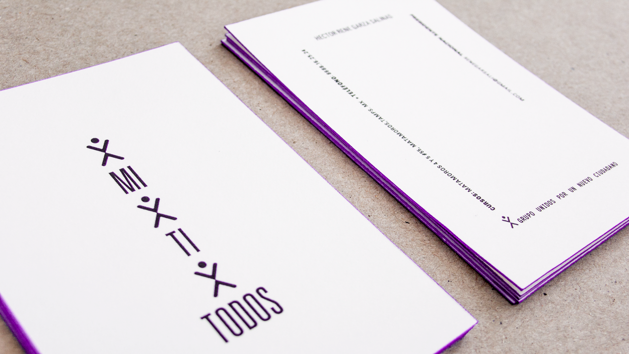 POR MI, TI, TODOS - branding design