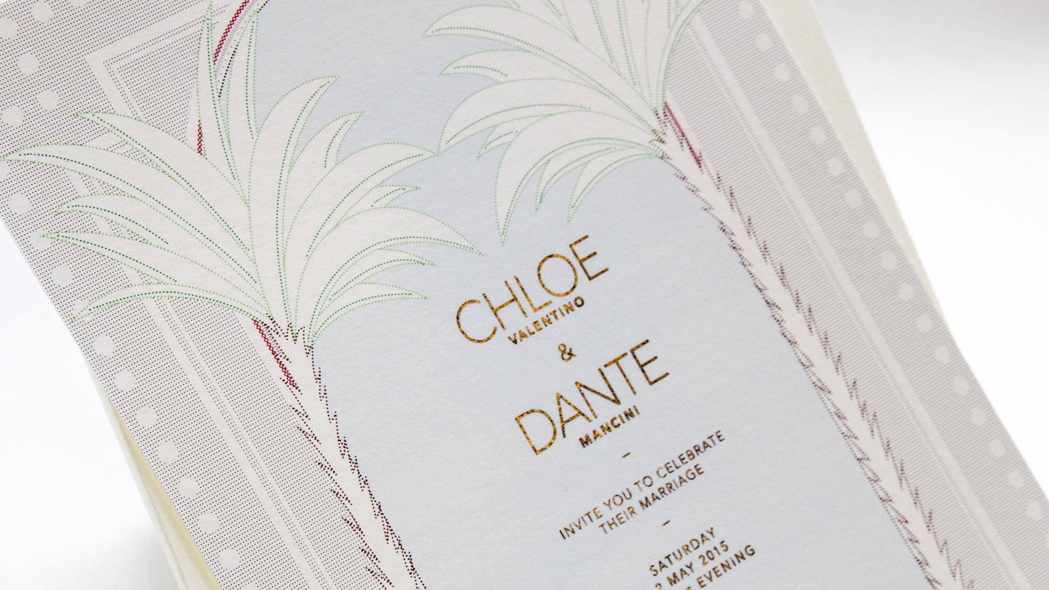 INVITATIONS - invitation design