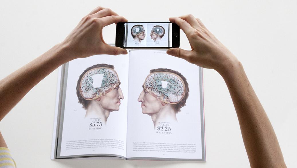SAPPI NORTH AMERICA - augmented reality & book design
