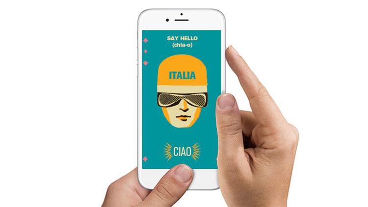 iPhone Application: Curious Traveler