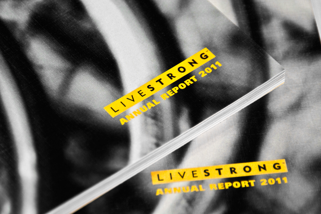 ANNUAL REPORT: LIVE STRONG