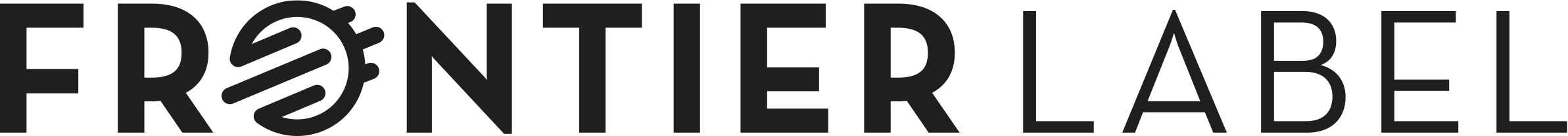 Frontier Label