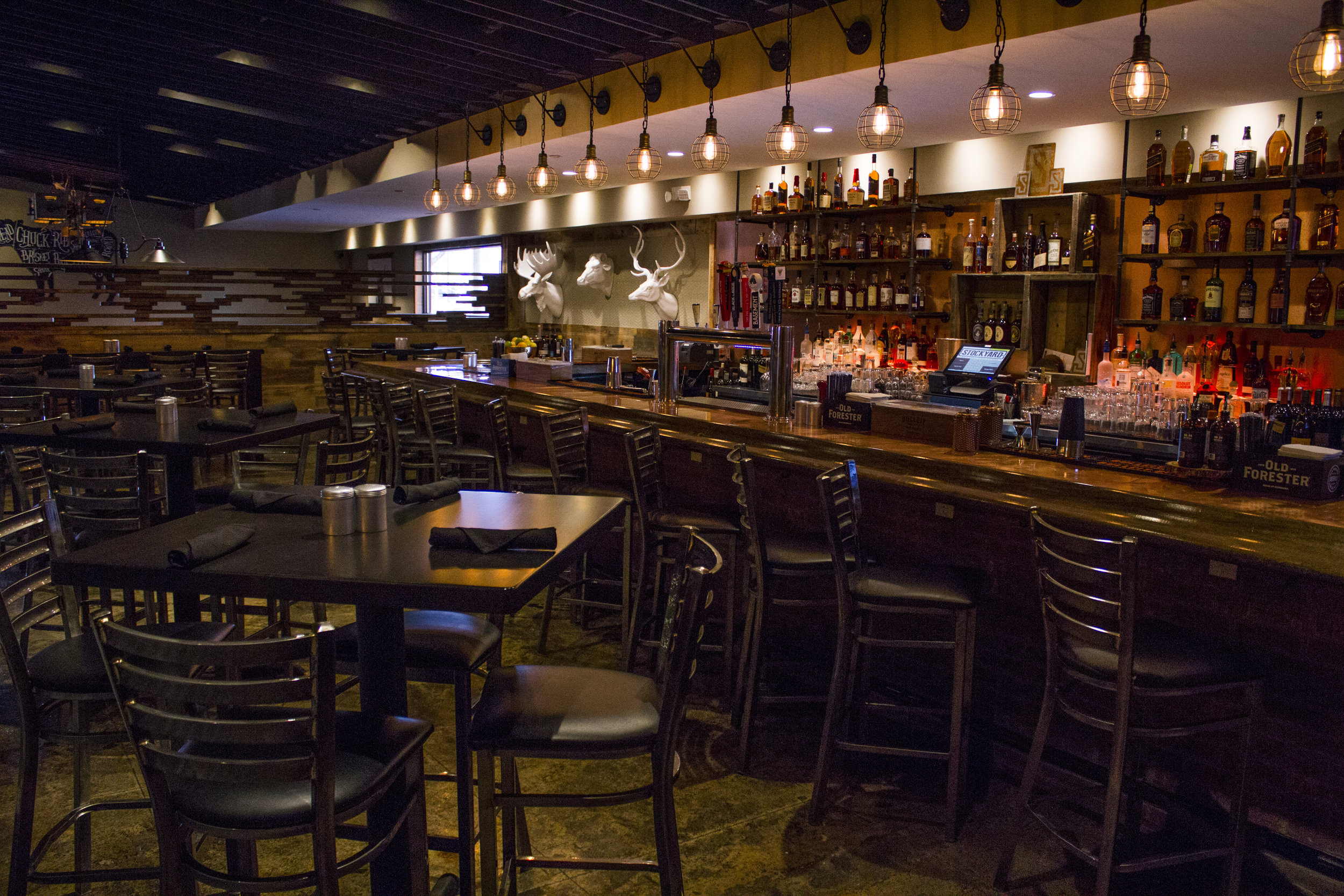Stockyard Private Event Space - Sandy Spring Bar