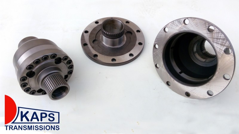 Mitsubishi Front Differential
