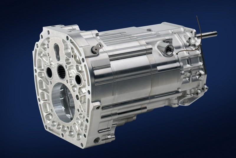Subaru Sequential Transmission