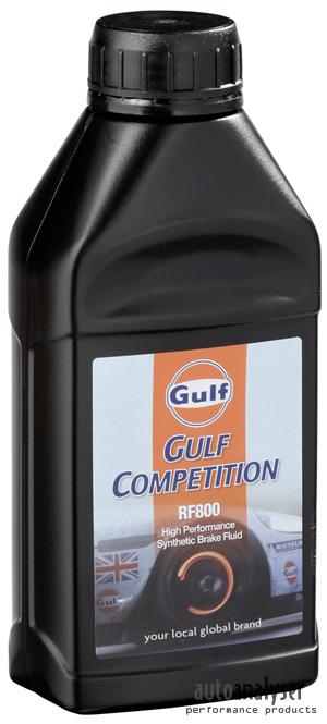 Gulf Competition RF 800 Brake Fluid