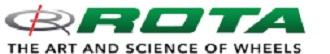 Rota Wheels Logo