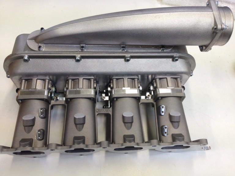 Mitsubishi Evo Throttle Body Kit