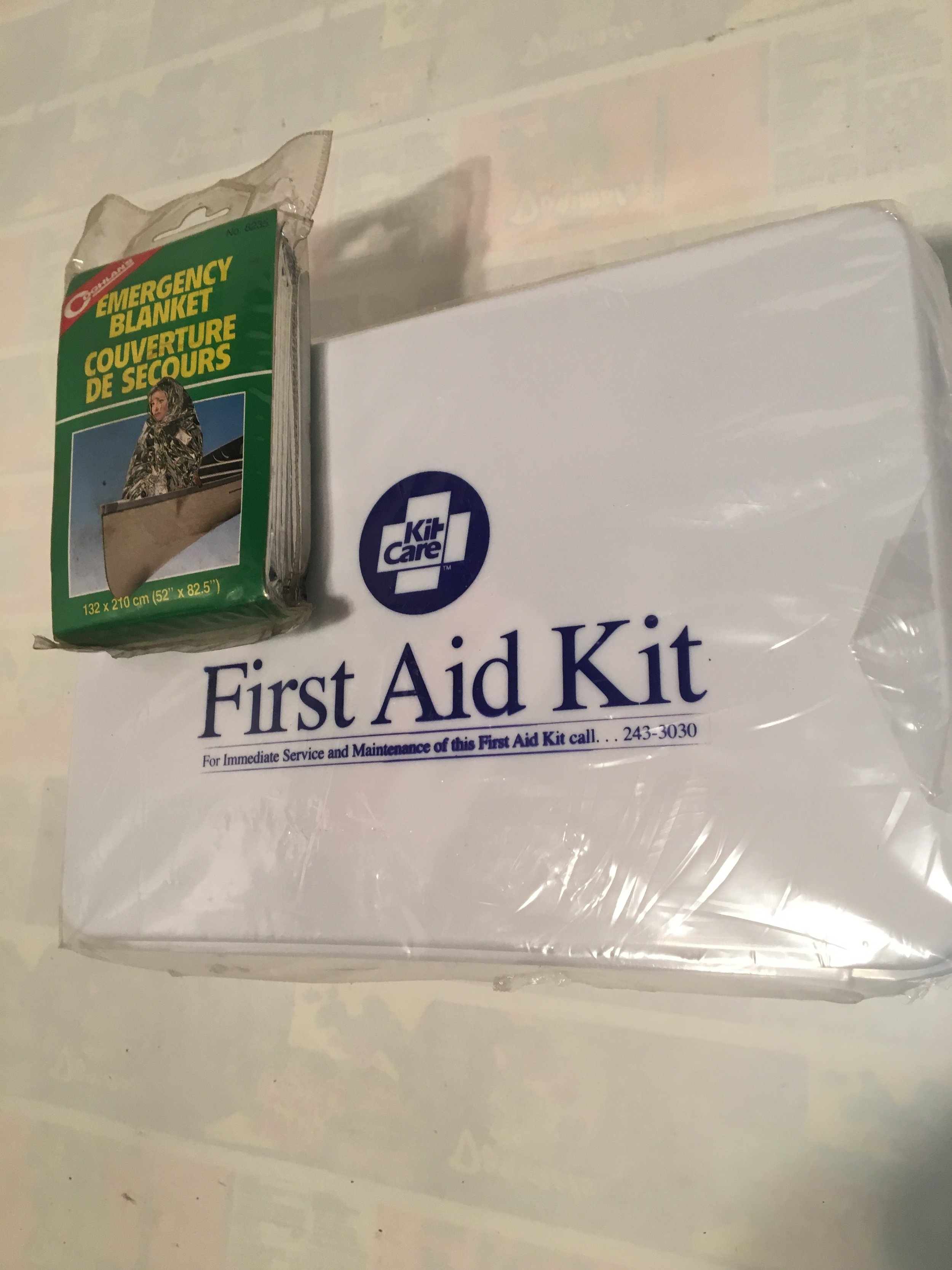 Rally First Aid Kit