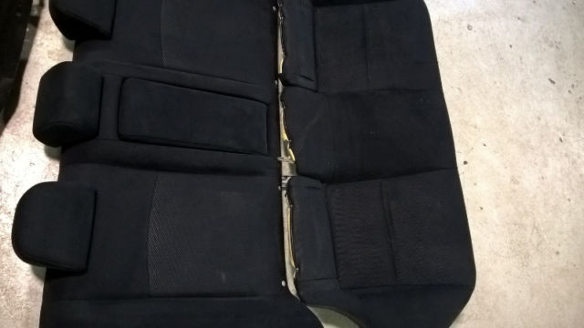EVO Rear Seats