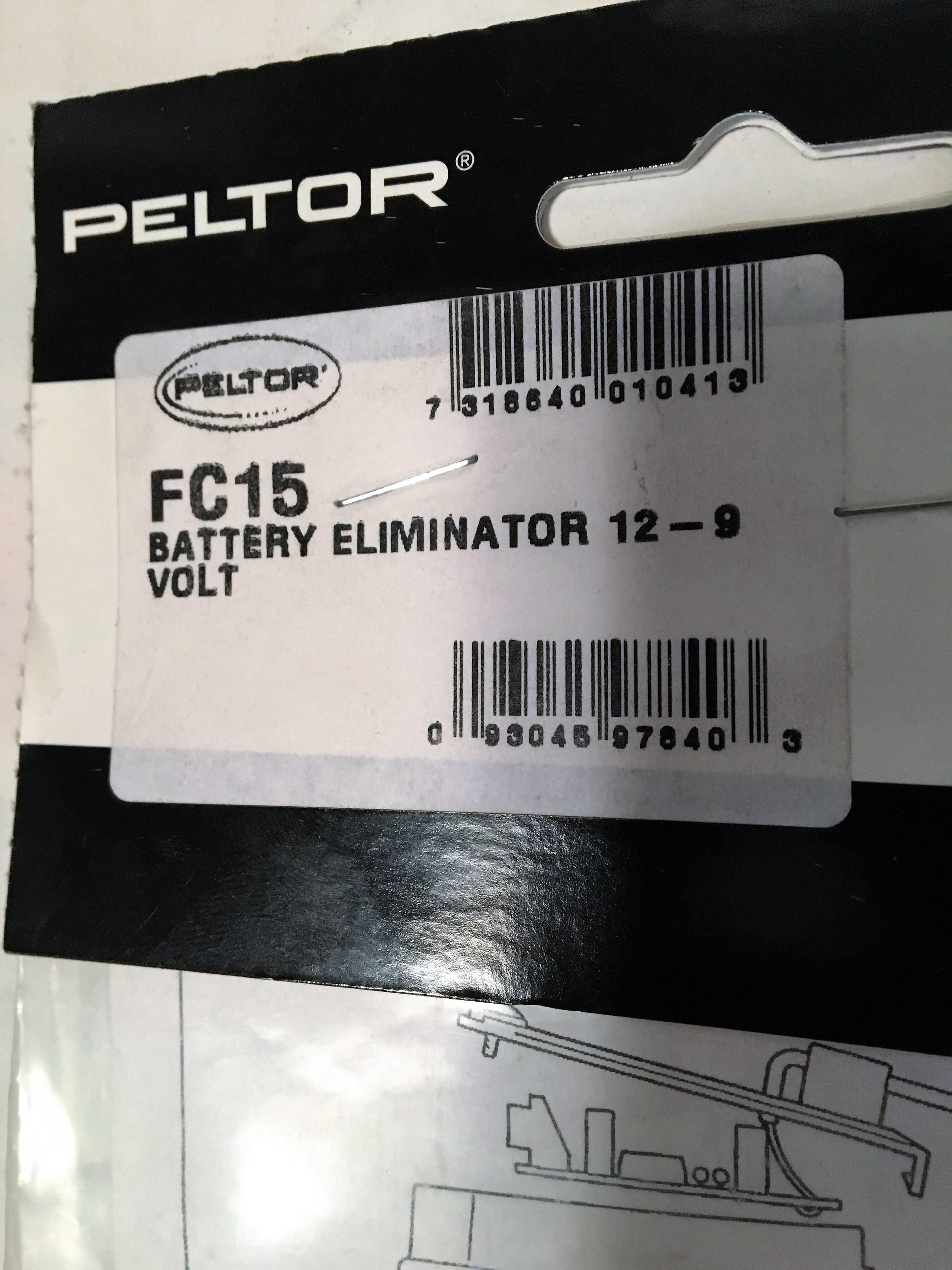 Peltor FC15