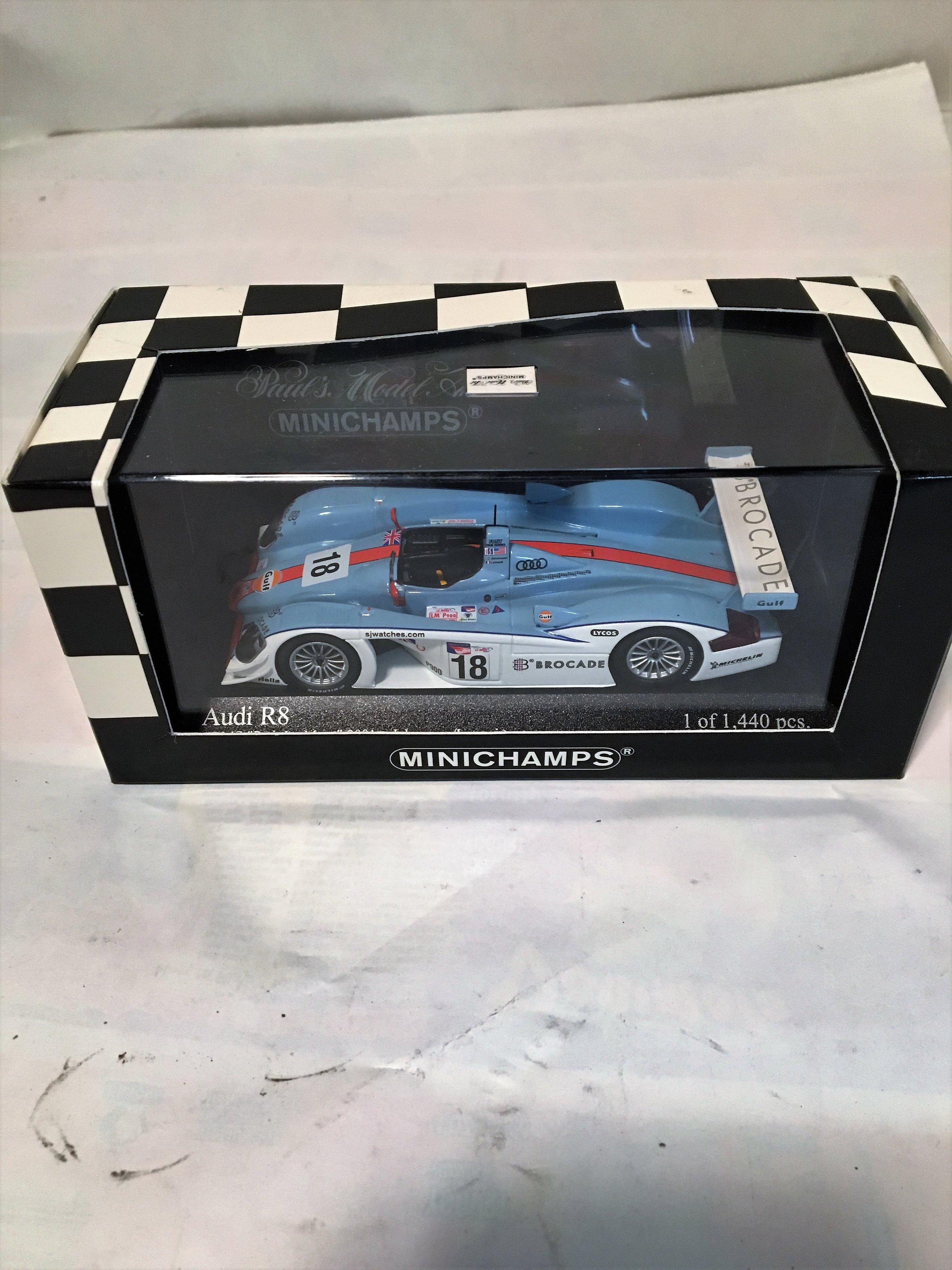 MinichampsR8Blue1.JPG