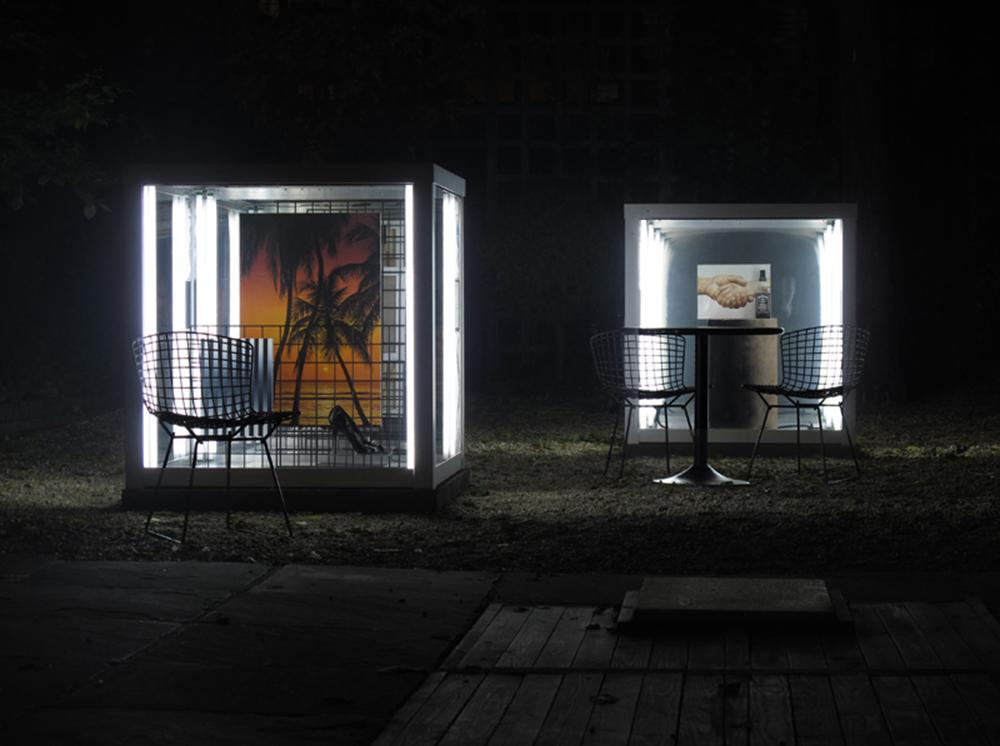 Minimal Consumption/Reflective Sublime/Aspirational Sunset Art 2010