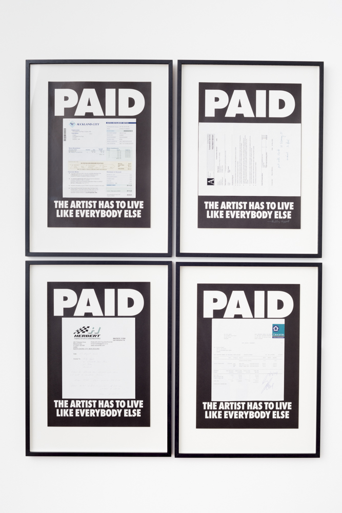 The PAID series