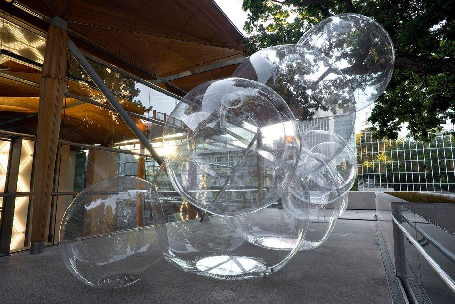 SOOM, 2014 (installation view)