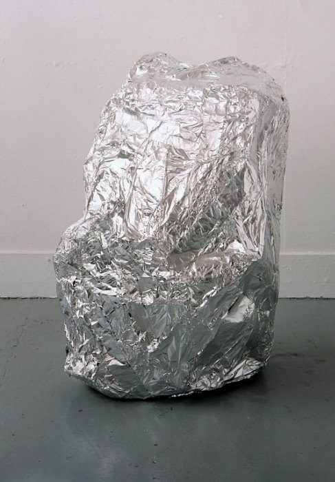 Silver Rock 6, 2001, colour photograph, 1000 x 700 mm, Chartwell Collection, Auckland Art Gallery Toi o Tāmaki.