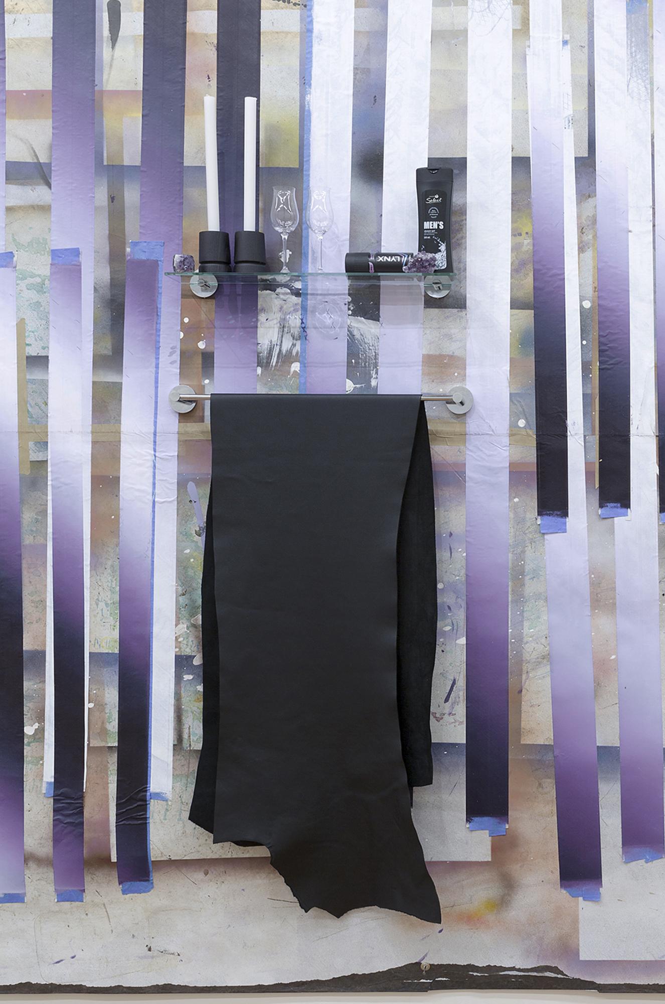 Blackberry Schnapps, City Gallery of Wellington, 2014