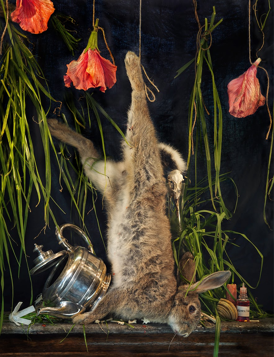 f-Rabbit, Silver Teapot and Unicorn Blood_Ripiro 2014_1968.jpg