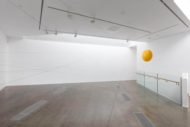 Installation view Seung Yul Oh, HaaPoom,Te Uru Waitakere Contemporary Gallery,29 August - 8 November 2015 Photography: Sam Hartnett