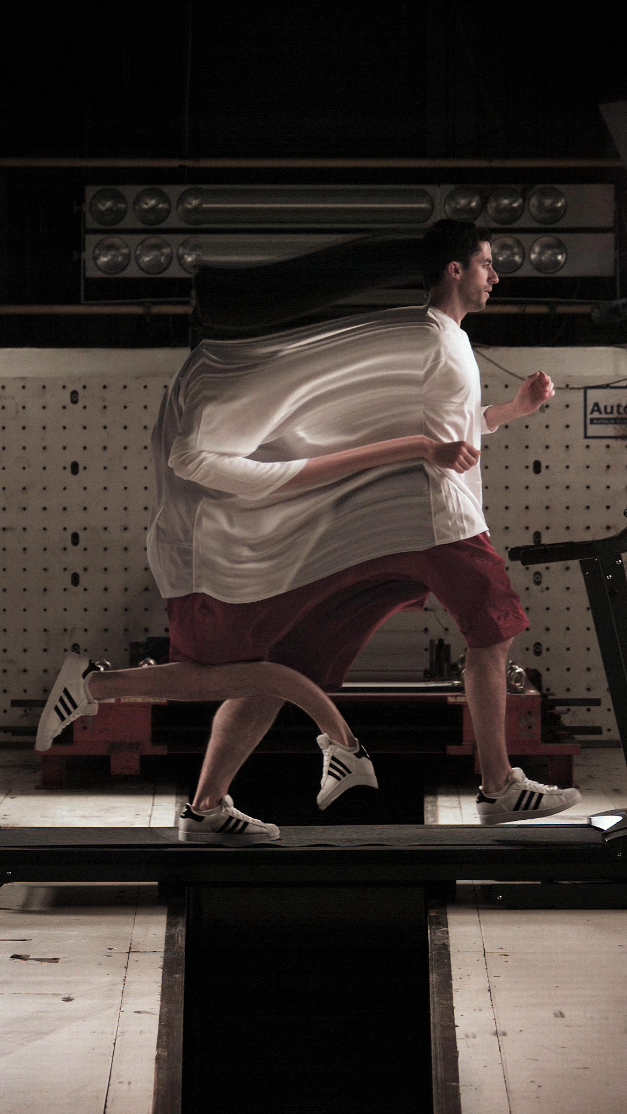 Static No.11(man running) 2008