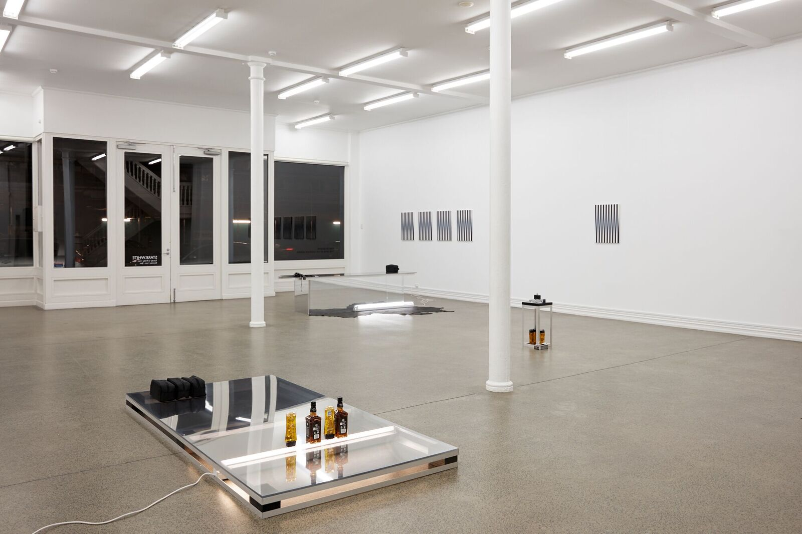 installation view Devil at the Gates of Heaven 2017