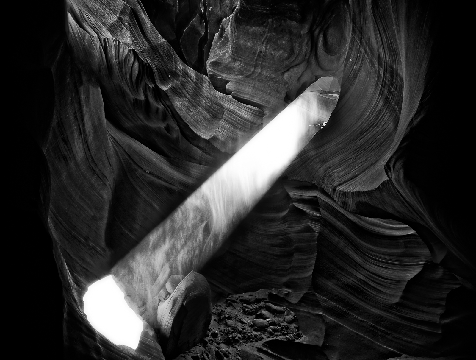 Where Are the Antelope In Antelope Canyon?