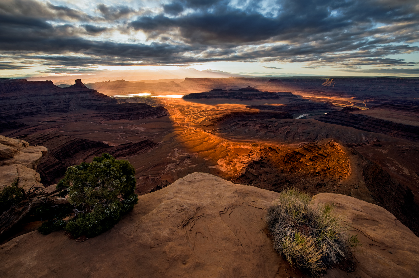 Dead Horse Point State Park in Utah.