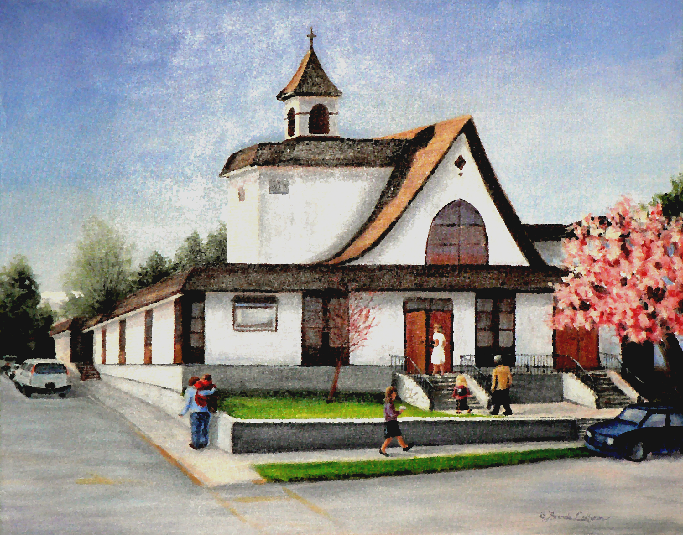 St. George's United Church