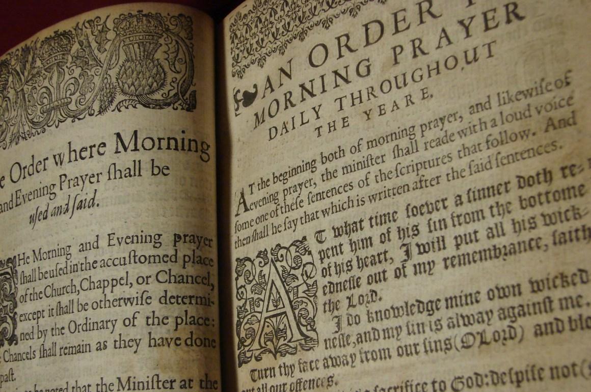 The Book of Common Prayer, 1661